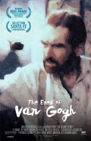Film Poster The Eyes of Van Gogh Alexander Barnett