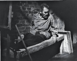 New Play Stranger on the Earth by Alexander Barnett Author van Gogh.jpg